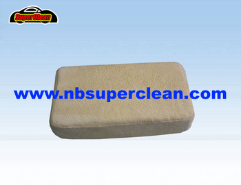 Soft and Durable Use Pure Sheepskin Tanned Chamois Demister Pads