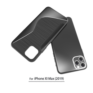 2019 Wholesale cell phone accessories cover China 6.5 BLACK TPU phone case for iphone 11/11 Pro for iphone XI Max