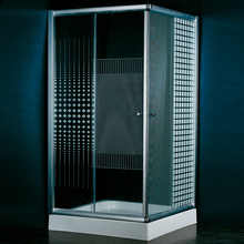 HS-SR805 enclosed shower cubicles/ europe girls shower room/ fashionable shower cabin