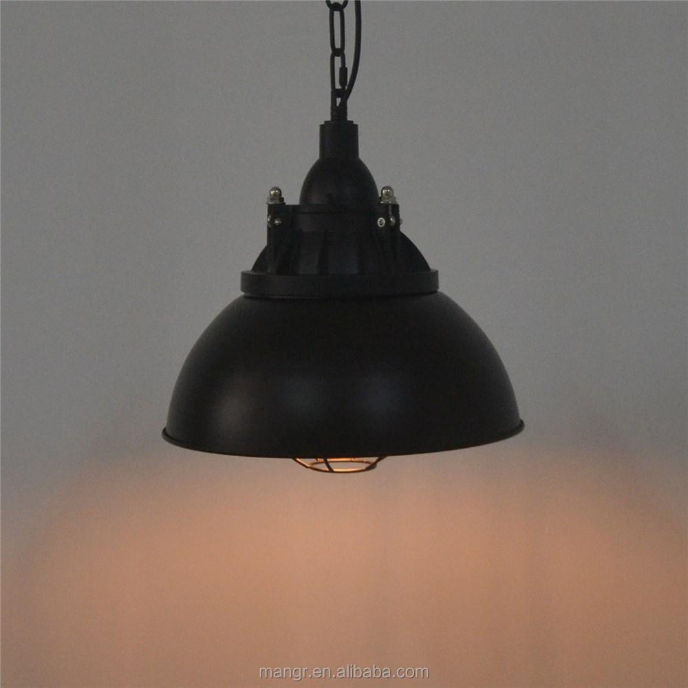 Pendant-Light-MG-1006 Americano Creativo Maglia di ferro gabbie ...