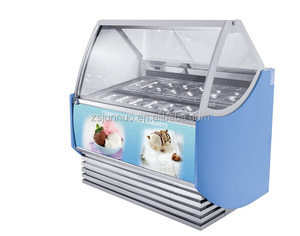 commercial ice cream freezer/showcase