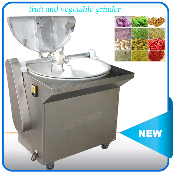 High Speed Garlic and Ginger Grinding Machine/Garlic Paste Machine|Fresh pepper grinding machine
