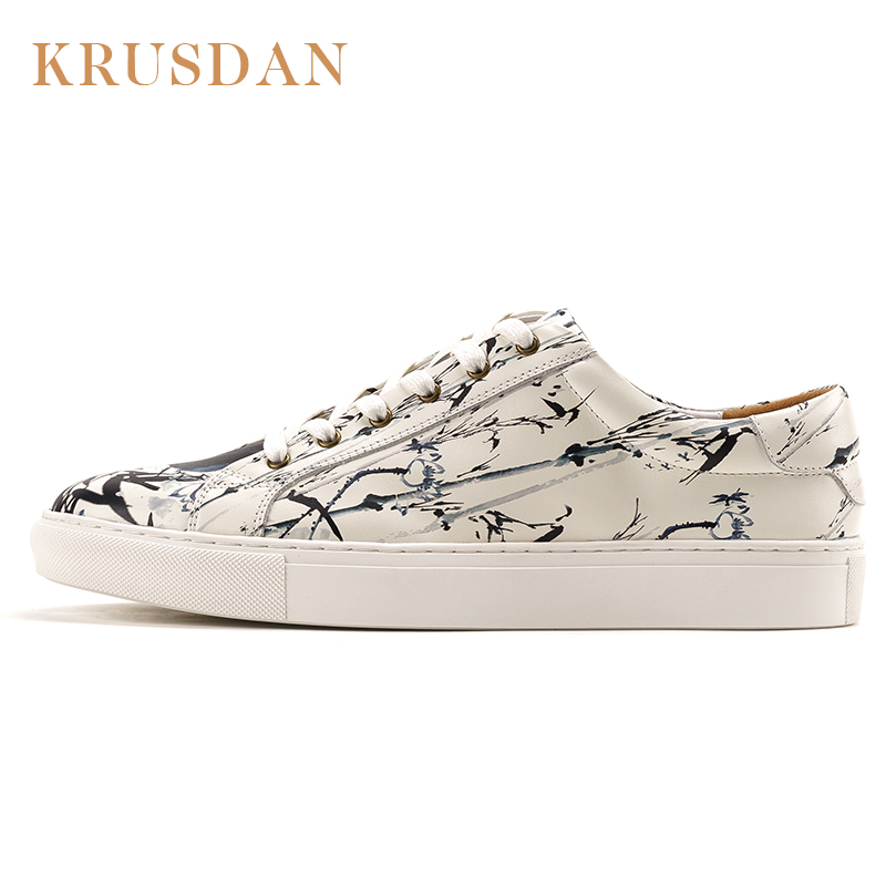 uk online men top leather printing unique for sneaker High shoes 3D H7qUvqz