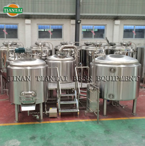 15 hl complete pilsener beer brewery made in China