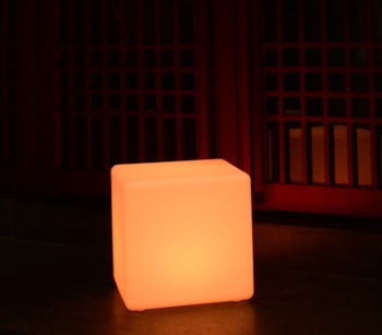 Rechargeable outdoor lighting lighting ideas cordless rechargeable led outdoor light cube bar chair with mozeypictures Image collections