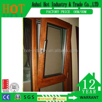 tilt out windows wood color turn tilt pvc window single casement china aluminum windows and doors manufacturer pvc