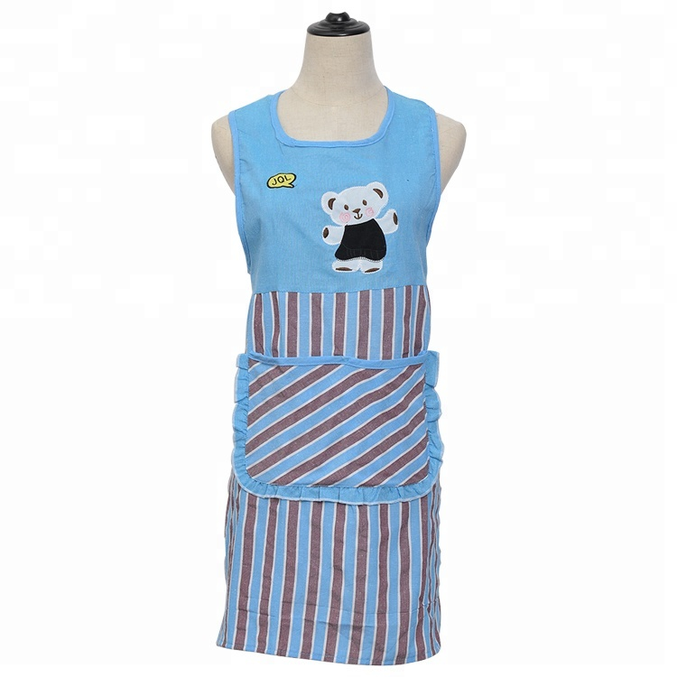Cheap kitchen cleaner and cobbler apron