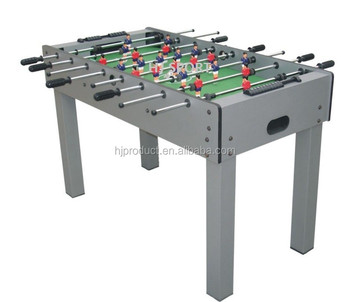 Table Football For Self Assembly Small Size Foosball Table 48u0027u0027 L Soccer  Game Table