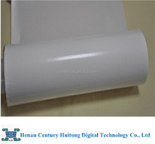 pet pvc removable clear double sided adhesive film for lamination