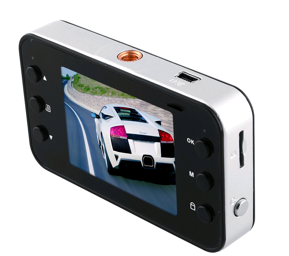 2.4'' LCD K6000 Practical Car Auto Black DVR  Camera Video Durable Recorder Protect Superior G-sensor