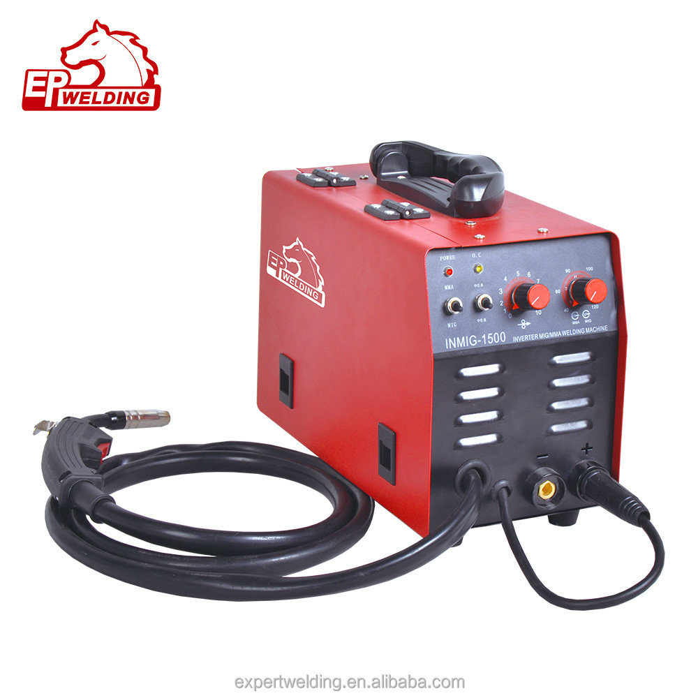 mig lift tig stick 3 function in one gas and gasless MIG/MAG welders
