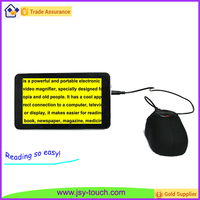7 inch Lcd Display Low Vision Visual Aids Electronic Video Magnifier for Reading Book
