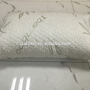 China supplier low price anti-biosis comfort bamboo pillow