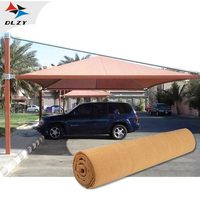 2019 New Heavy Weight Car Parking Shade Sail