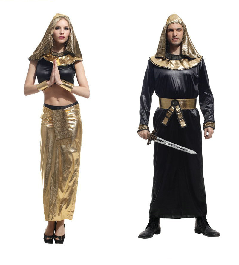 Adult Party Cosplay Halloween Ancient Cleopatra Costumes