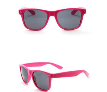Hot Custom Logo Brand Utility Outdoor Anti Uv Colorful Frame No Minimum Promotional Sungles