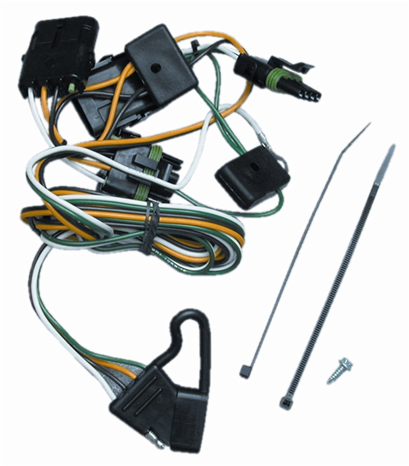 Magnificent Buy Vehicle To Trailer Wiring Harness Connector 91 97 Jeep Wrangler Wiring 101 Relewellnesstrialsorg