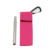 Food grade portable telescopic stainless steel straw  with gift bag