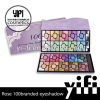 Rose 100 branded eyeshadow palettes make up eyeshadow pencil