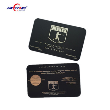 Black color laser etching metal stainless steel business card with black color laser etching metal stainless steel business card with matte surface reheart Image collections