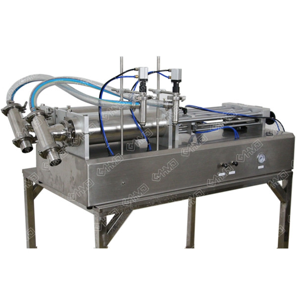 Semi Automatic Wax Hot Filling Machine With Heater Mixer