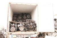 Used auto spare body parts, Used Engines, Used Heavy equipments