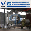 Stainless steel airstream starch dryer starch drying machine