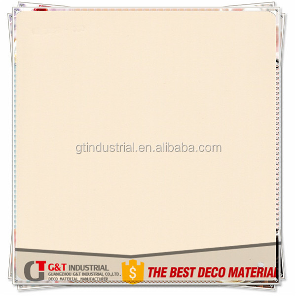 solid color pvc self adhesive foil/contact paper/off-white shelf liner