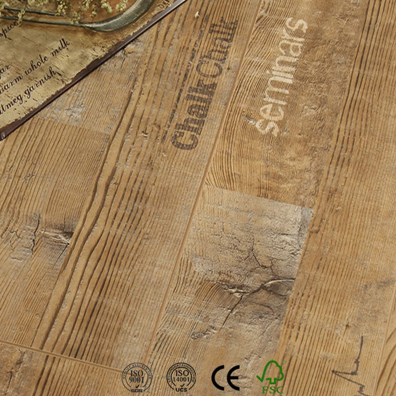 Harvest Oak 6mm Laminate Flooring 12mm Ac3