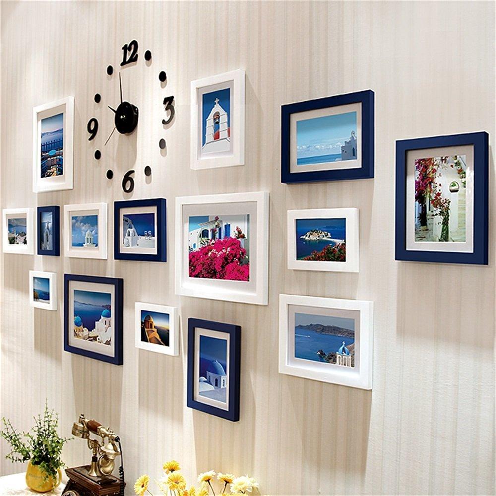 как лучше оформить стену с фотографиями изменил свою точку