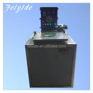 Feiyide Vacuum Electroplating Machine for Copper, Nickel Button Plating