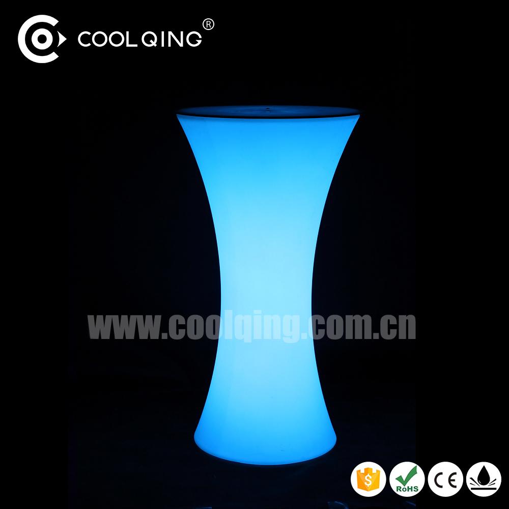 Moderno 16 colores LED Light up salón evento led muebles iluminado ...