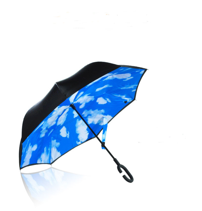 Manufacturer customized size umbrella inverted