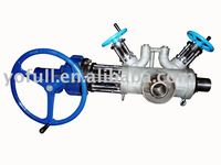 3-Way swich Valve/Jacket Valve/Melt Valve