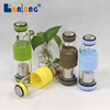 China manufacturer negative ion stone glass water bottle