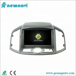 2 din 7 inch car dvd player with gps navigation for Chevrolet captiva 2012-2013