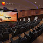 50-100 Seats 4dx Theater Successful Business Idea 5d Simulador Motion 24 Seats 4dx Cinema Theater