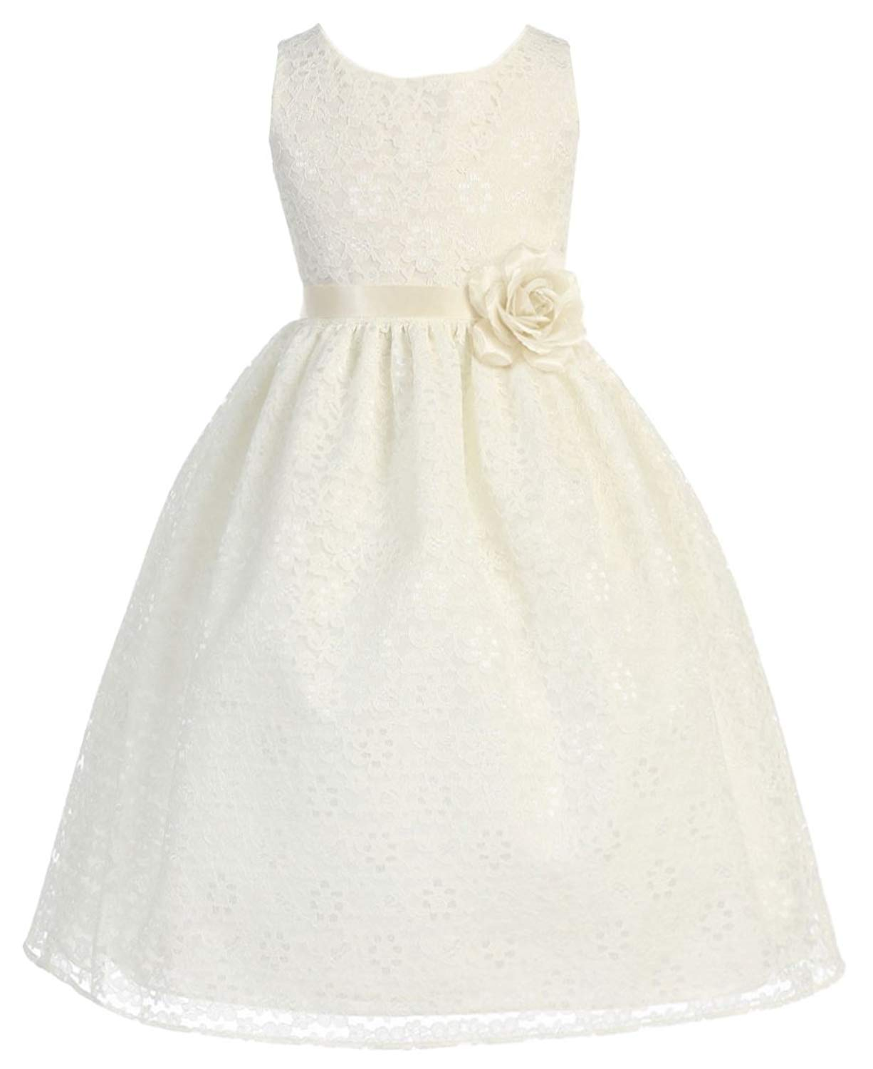 Cheap Flower Girl Dress With Lace Find Flower Girl Dress With Lace