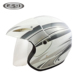Customized decals scooter helmets Many color LS2 open face helmet motorcycle arai