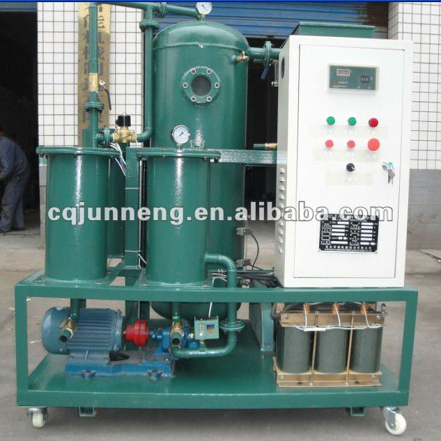 Hydraulic oil filter equipment RZL-200 for removing water/gas and eliminate mechanical impurities