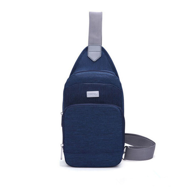 TINYAT Wholesale Nylon Chest Bag Outdoor Crossbody bag <strong>Shoulder</strong> Bag China Supplier