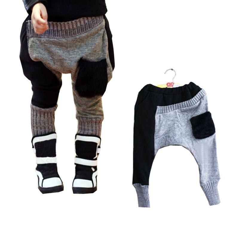 ZIYOYOR Baby Boys Girls Harem Pants Casual Spring Summer Cotton Leggings