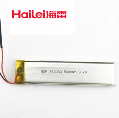 3.7V Li Po Battery For Tablet PC DVD Power Bank PAD rechargeable battery
