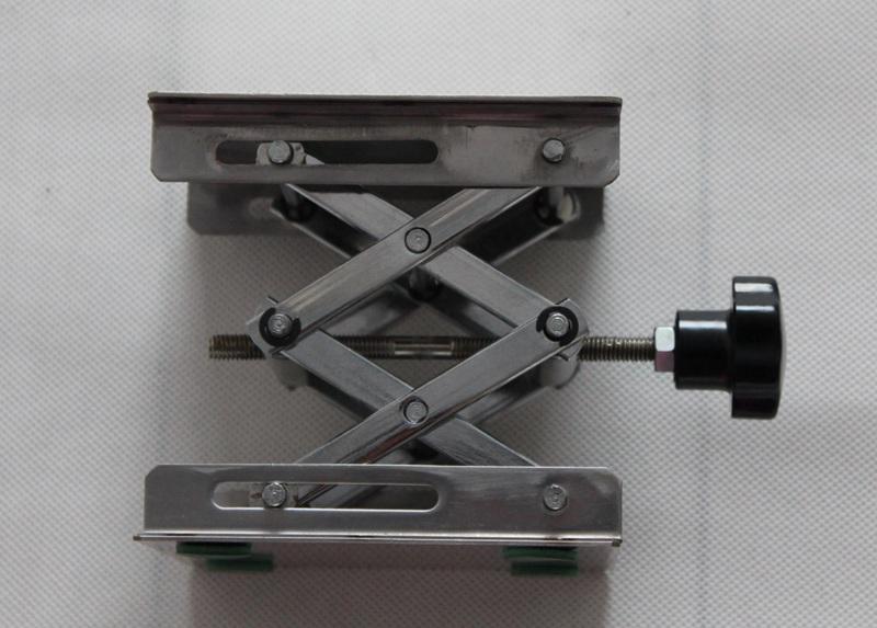 Mini Small Aluminum Or Stainless Steel Laboratory Support Jacks ...