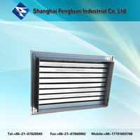 Metal air vent / air diffuser and air louver