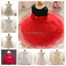 Kids frock princess baby 1 year old party dress