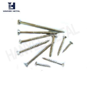 Factory custom furniture hardware oval head steel shoulder screw self tapping countersunk head furniture screw