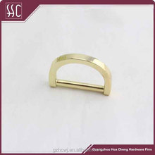 metal fittings for leather bags,metal D ring,handbag hardware decoration