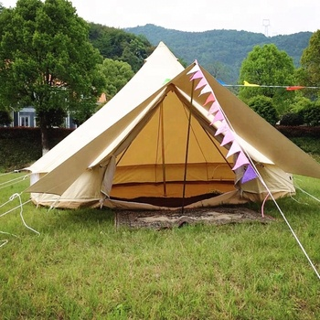 Dia 6M big bell tent c&ing equipment big gazebo tent for sale & Dia 6m Big Bell Tent Camping Equipment Big Gazebo Tent For Sale ...