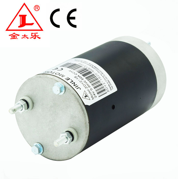 24V 0.8KW Permanent Magnet Electric DC Motor Model